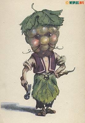 Сапожник-Виноград. (изд. Советский художник 1956г.)