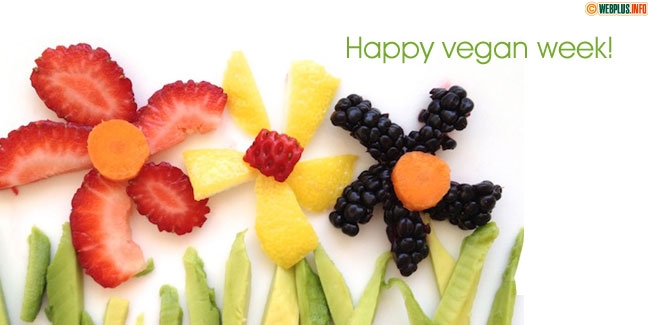 Happy vegan week