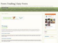 Сайт: Forex Trading | Easy-Forex
