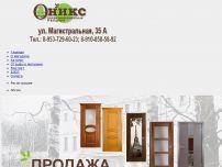 Сайт: Межкомнатные двери в Тамбове