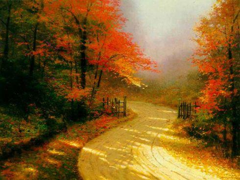 Христианские картинки на рабочий стол осень