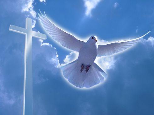 музыкальная открытка с Крещением,Приспе Христос ко струям Иорданским...