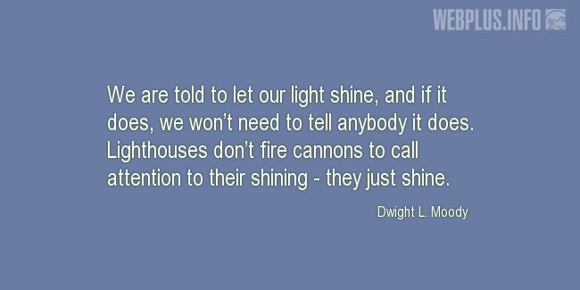 Quotes and pictures for Easter Quotes, Sayings, Verses, Poems. «They just shine» quotation with photo.