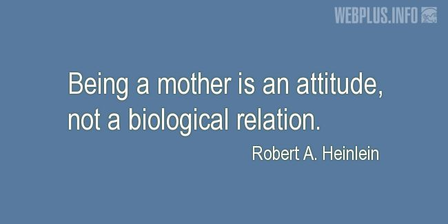 Quotes and pictures for Mothers. «Being a mother» quotation with photo.