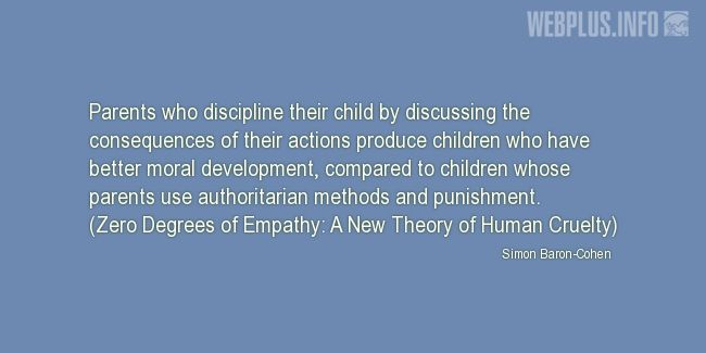 Quotes and pictures for Childhood should be happy. «Better moral development» quotation with photo.