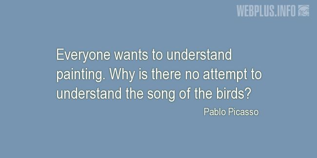 Quotes and pictures for Bird Day. «The song of the birds» quotation with photo.