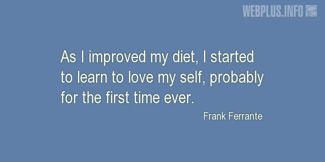 Quotes and pictures for Motivational. «I started to learn to love my self» quotation with photo.