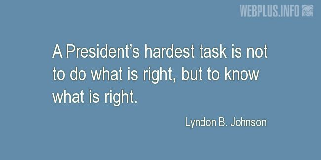 Quotes And Wishes Lyndon Baines Johnson Outstanding Americans