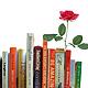 Открытка - Книги - это кусочки мысли