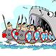 Открытка - Бравому морскому пехотинцу