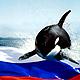 Открытка - С Днём морской пехоты России