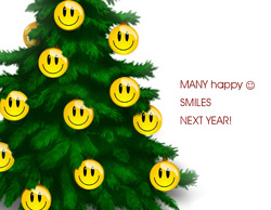 eCard - Many happy smiles