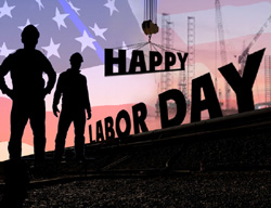 eCard - Happy Labor Day