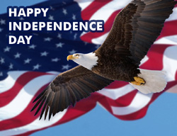 eCard - Happy Independence Day