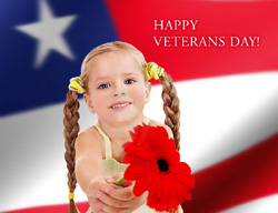 eCard - Happy Veterans Day