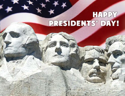 eCard - Happy Presidents' Day