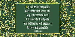 eCard - May God bless us with happiness