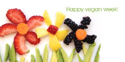 eCard - Happy vegan week