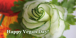 eCard - Everyday - Happy Vegan Day