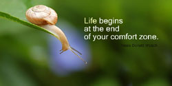 eCard - At the end of your comfort zone