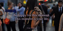 eCard - Happy for this moment