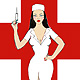 Открытка - С Днём медсестёр!
