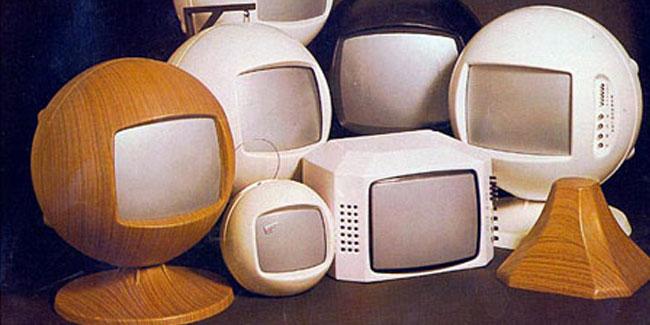 Самые необычные и интересные модели телевизоров прошлого