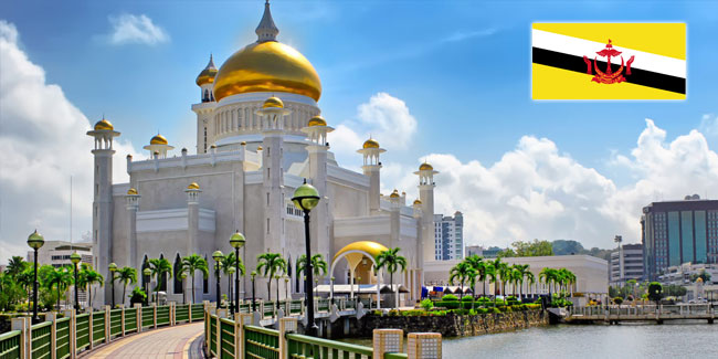 Holiday Calendar for Brunei Darussalam for 2021-2022 year