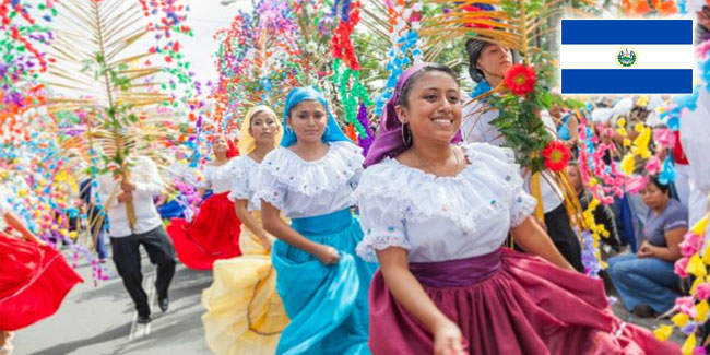 Holiday Calendar for El Salvador for 2021-2022 year