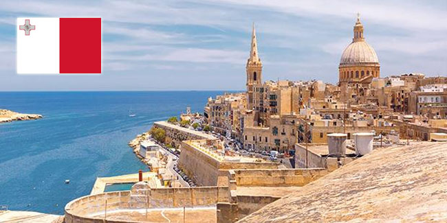 Holiday Calendar for Malta for 2020-2021 year