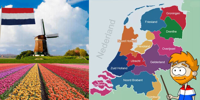 Holiday calendar in the Netherlands for 2020-2021 year