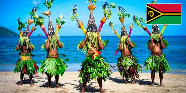 Holiday Calendar for Vanuatu for 2018-2019 years