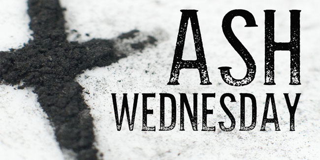 Holiday Calendar - Ash Wednesday in 2021 - the coming holidays,  observances, awareness days and special dates 2021