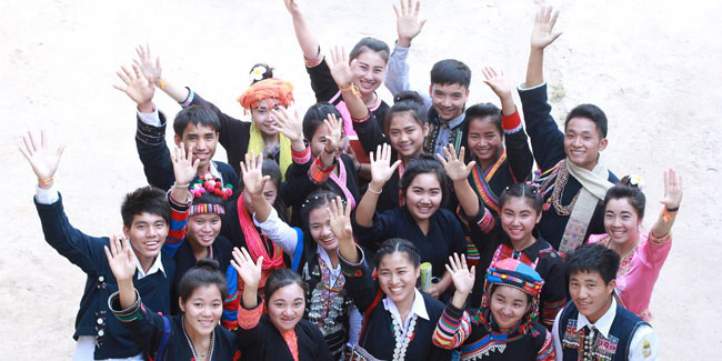 7 October - Teachers' Day in Laos