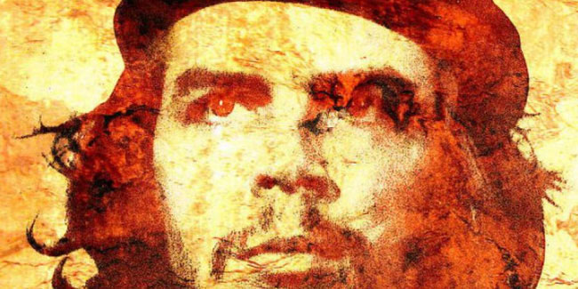 8 October - San Ernesto, Che Guevara as a saint