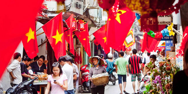 10 October - Capital Liberation Day in Vietnam