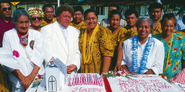 19 October - Niue Constitution Day