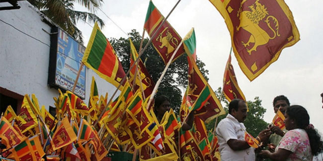28 November - Heroes' Day in Sri Lanka
