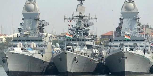 4 December - Navy Day in India