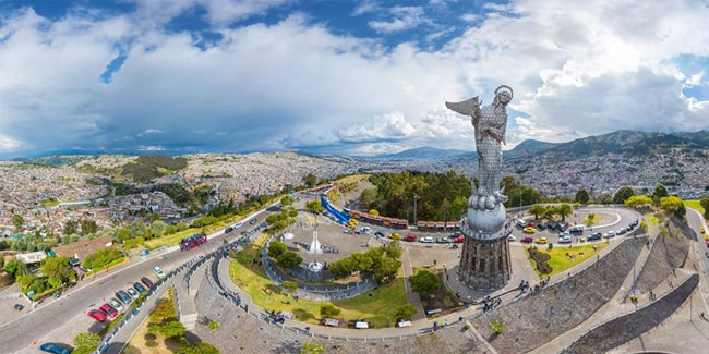 6 December - Anniversary of the Founding of Quito in Ecuador