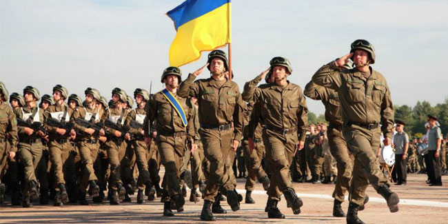 6 December - Armed Forces Day in Ukraine