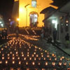 Day of the Little Candles in Colombia