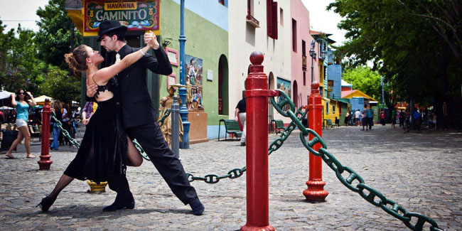 11 December - National Tango Day in Argentina