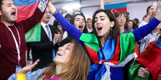 2 February - Azerbaijan Youth Day