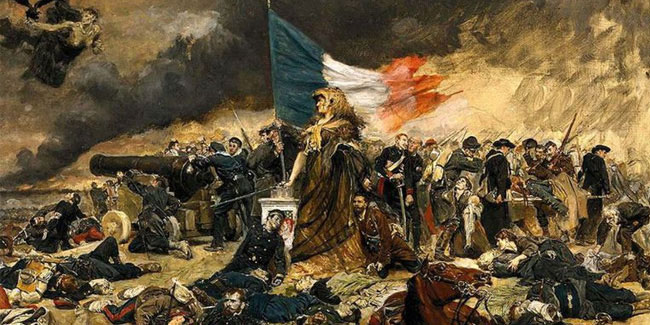 18 March - Paris Commune Day in France