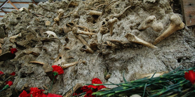 31 March - Genocide Memorial Day in Azerbaijan