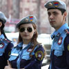 Police Worker Day in Armenia