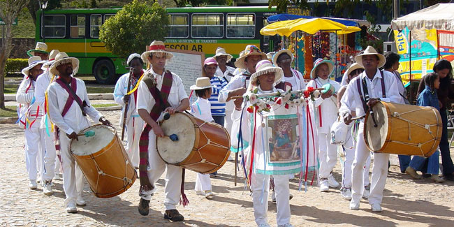 21 April - Tiradentes' Day in Brazil