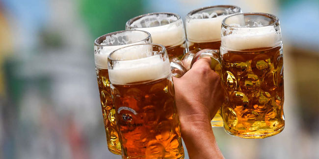 23 April - German Beer Day in Germany