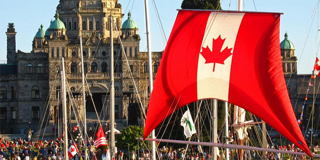 24 May - Victoria Day in Canada